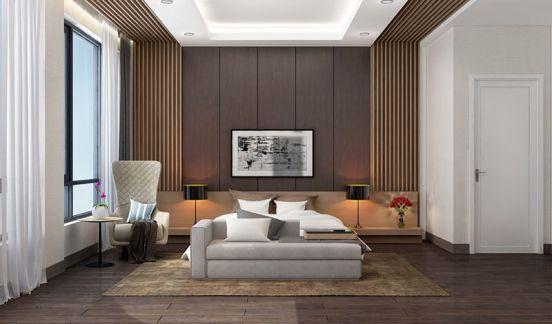 phòng ngủ đẹp đơn giản--Thiết kế 1