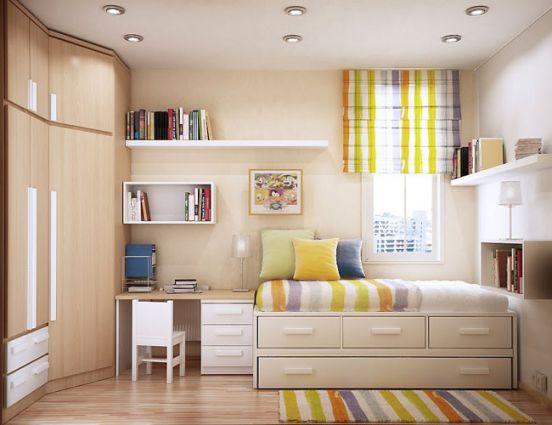 phòng ngủ đẹp đơn giản--Thiết kế 2