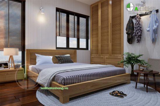 phòng ngủ đẹp đơn giản--Thiết kế 6