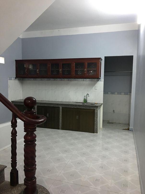Không gian nhà bếp hiện đại