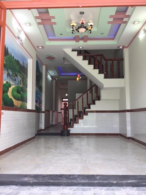 Phòng khách được thiết kế không gian mở