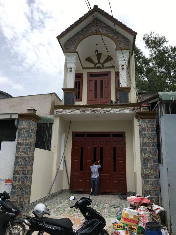 Nhà 1 lầu 1 trệt ở khu phố đông tác phường tân đông hiệp dĩ an bd