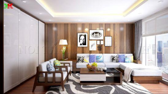 Thiết kế mẫu phòng khách đẹp kiểu dáng hiện đại ảnh 11