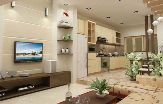 Thiết kế mẫu phòng khách đẹp kiểu dáng hiện đại ảnh 7