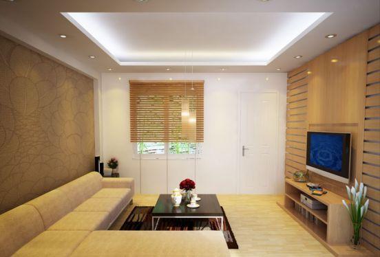 phòng khách đơn giản mà đẹp--Kiểu dáng 12