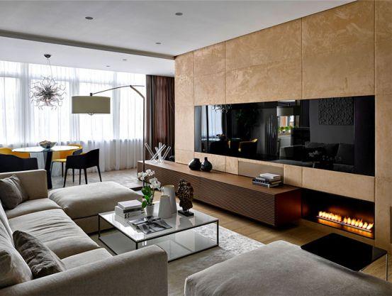 phòng khách đơn giản mà đẹp--Kiểu dáng 7