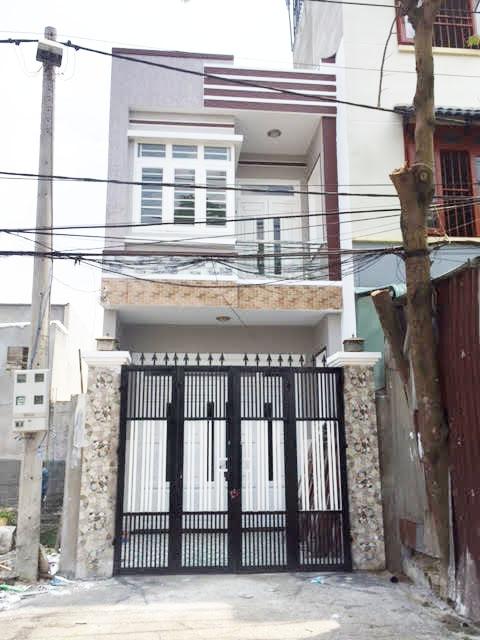 Mặt tiền nhà phố bán ở dĩ an bd