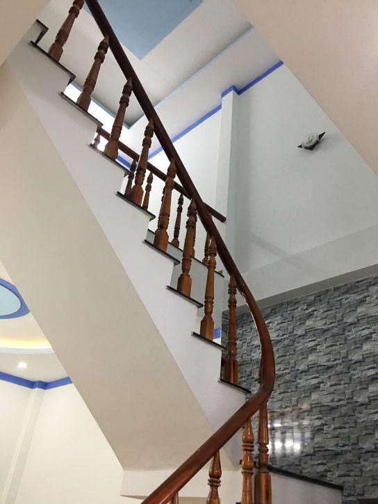 Kiểu cầu thang hiện đại