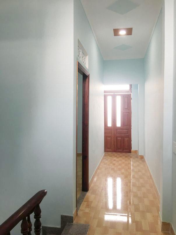 Không gian các phòng rộng