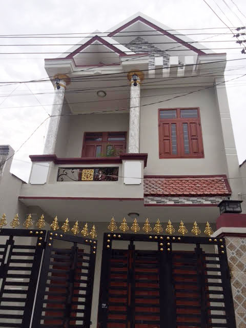 Bán nhà giá rẻ ở tại dĩ an bd
