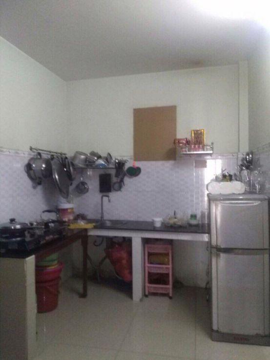 Nhà bếp rộng rãi