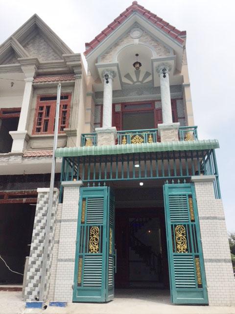 Mặt tiền nhà bán ở tại dĩ an bd