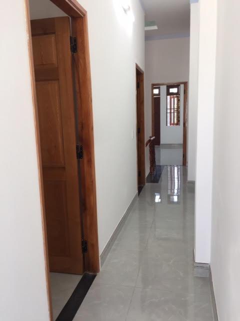 Không gian các phòng rộng rãi