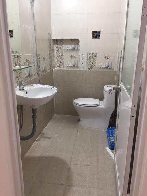 Toilet sinh hoạt chung